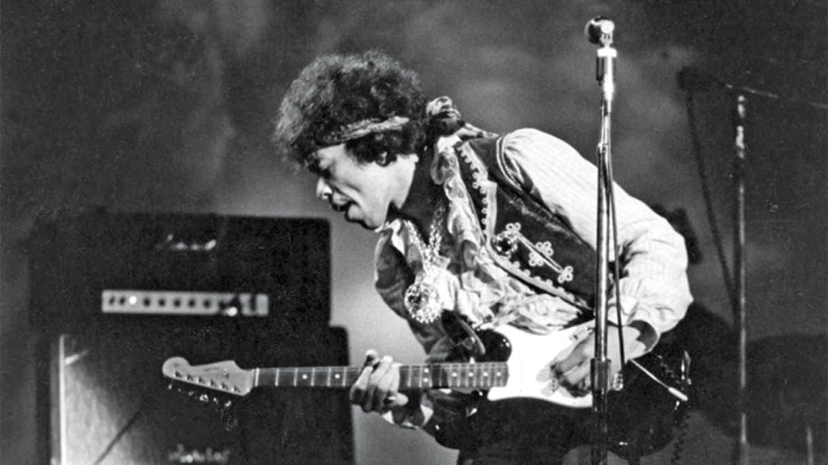 The Monterey Pop Festival (June, 1967) launched the career of many musicians, including Jimi Hendrix.