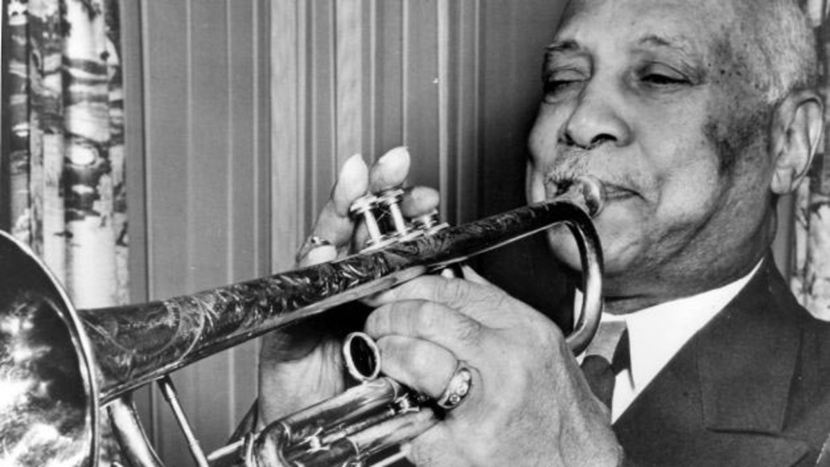 "Composer, and musician W.C Handy is considered to be the ""father of the blues"""