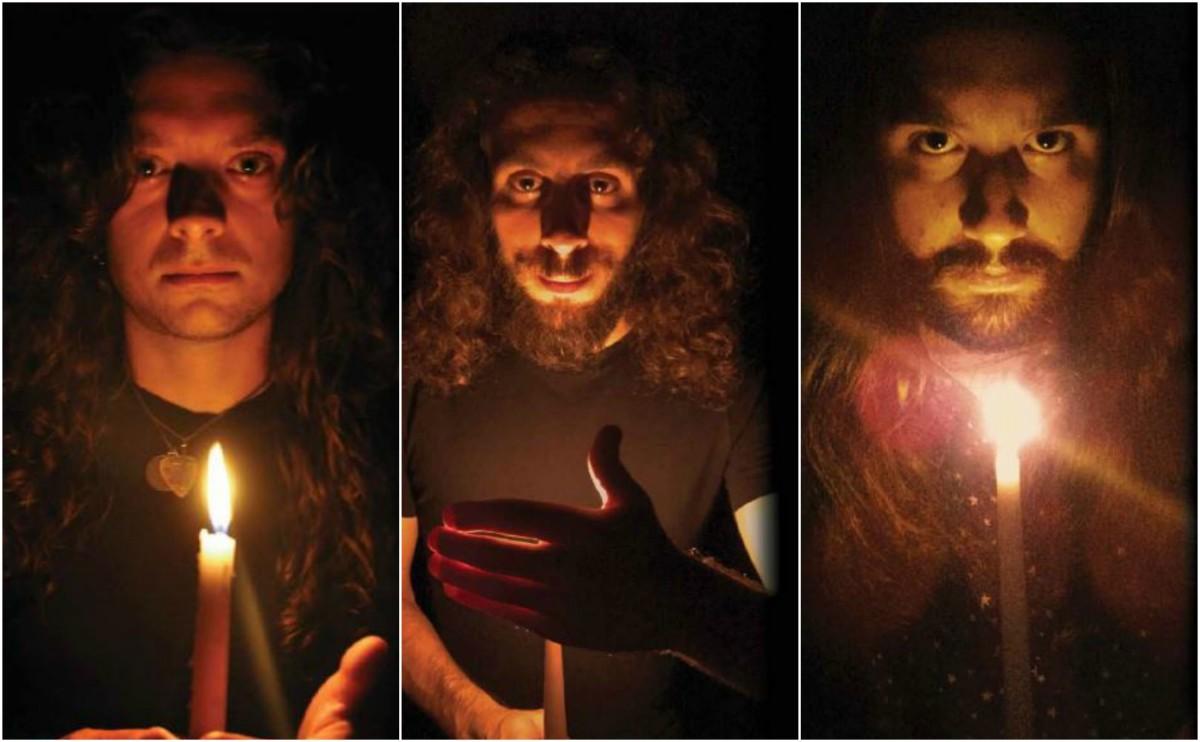 L-R: Vic Stown (Vindicator), Jeff Potts (Gygax), Glen Monturi (Seven Witches)