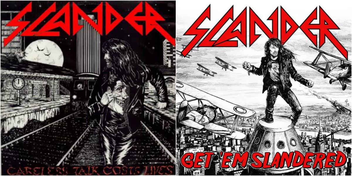 """""""Careless Talk Costs Lives"""" (1991), """"Get 'Em Slandered"""" EP (2012)"""