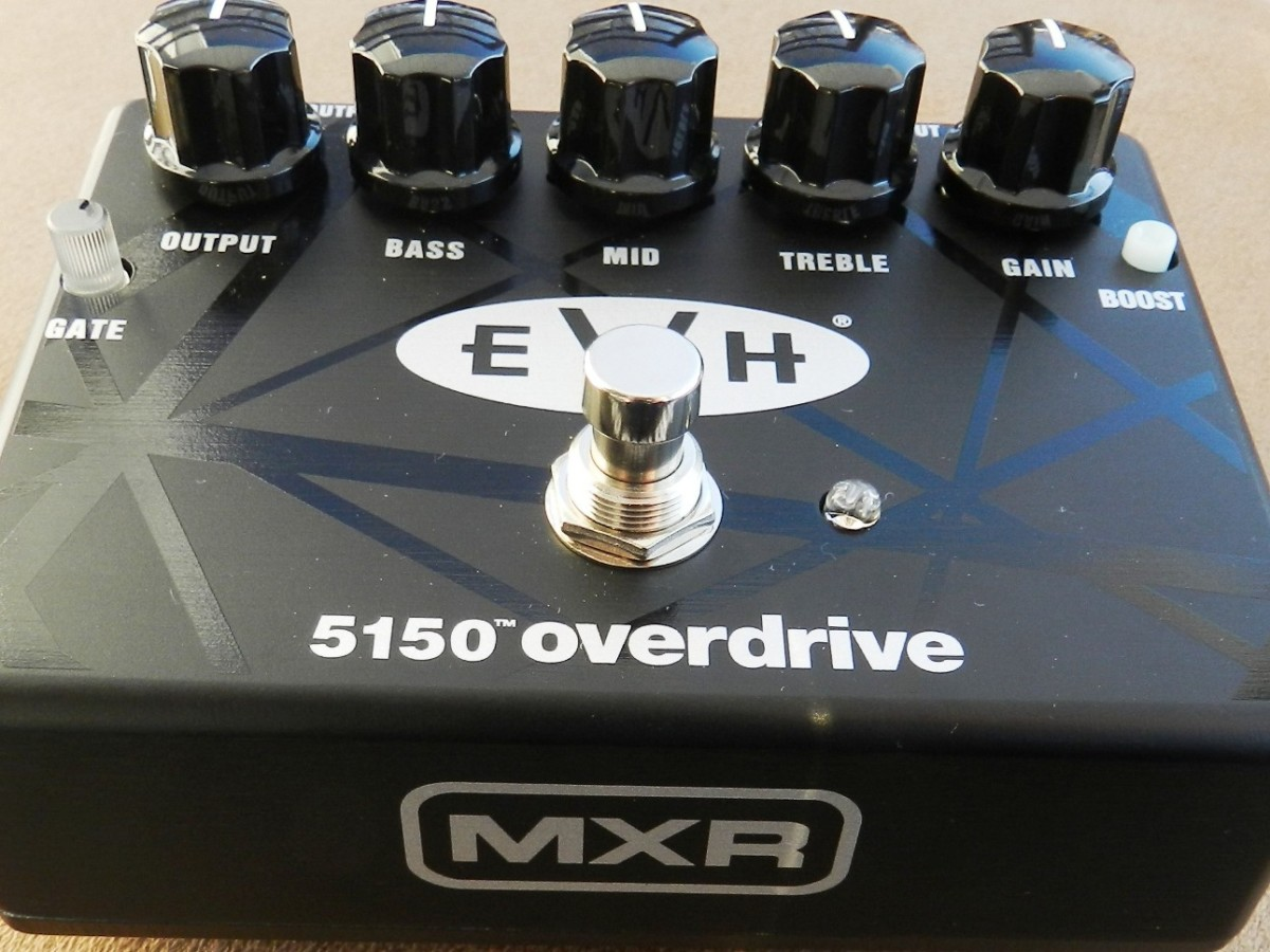 A powerful EQ, a useful noise gate and tons of rich distortion.