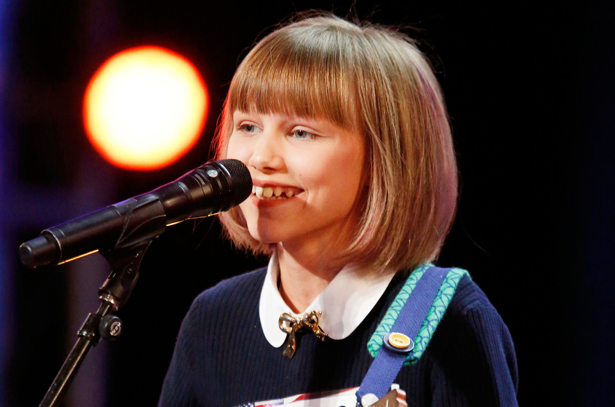 Grace VanderWaal AGT Audition