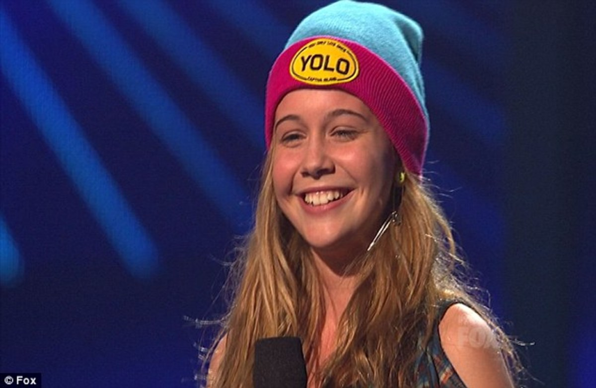 Bea Miller X Factor USA