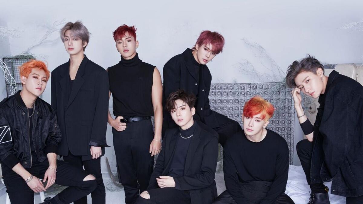 Monsta X | Top 10 Most Popular K-Pop Boy Groups