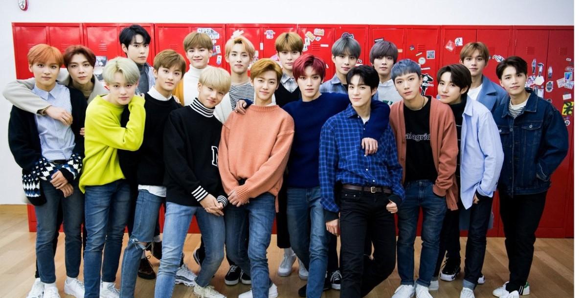 NCT | Top 10 Most Popular K-Pop Boy Groups