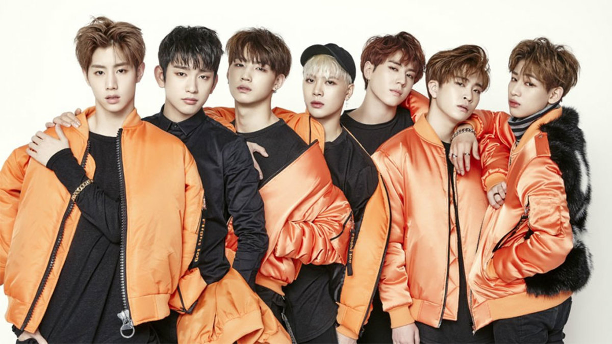 Got7 | Top 10 Most Popular K-Pop Boy Groups