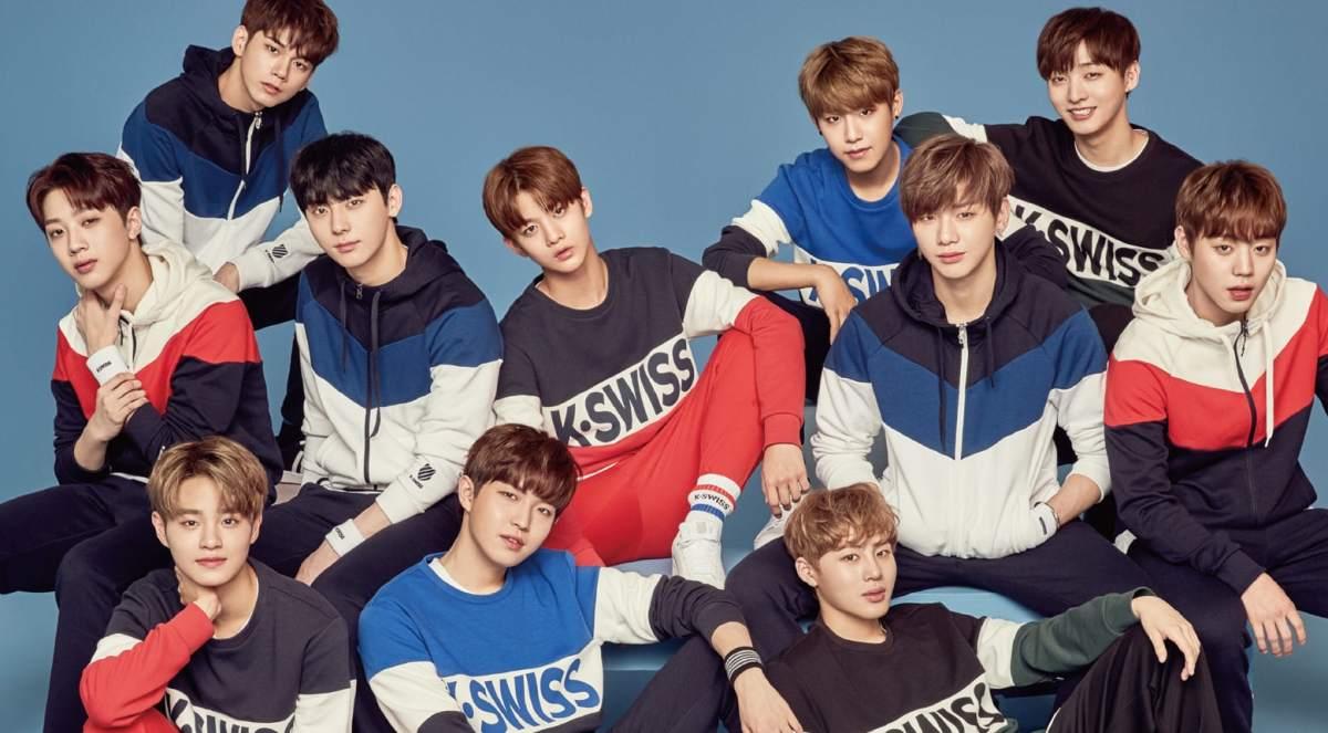 Wanna One | Top 10 Most Popular K-Pop Boy Groups