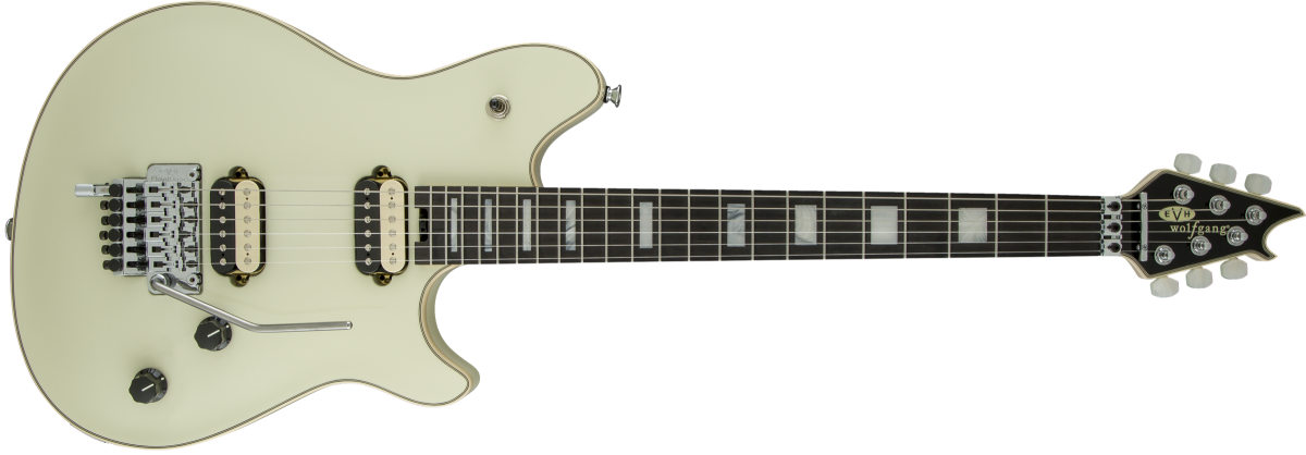 The EVH USA Wolfgang guitar.