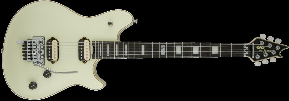 The EVH USA Wolfgang guitar.