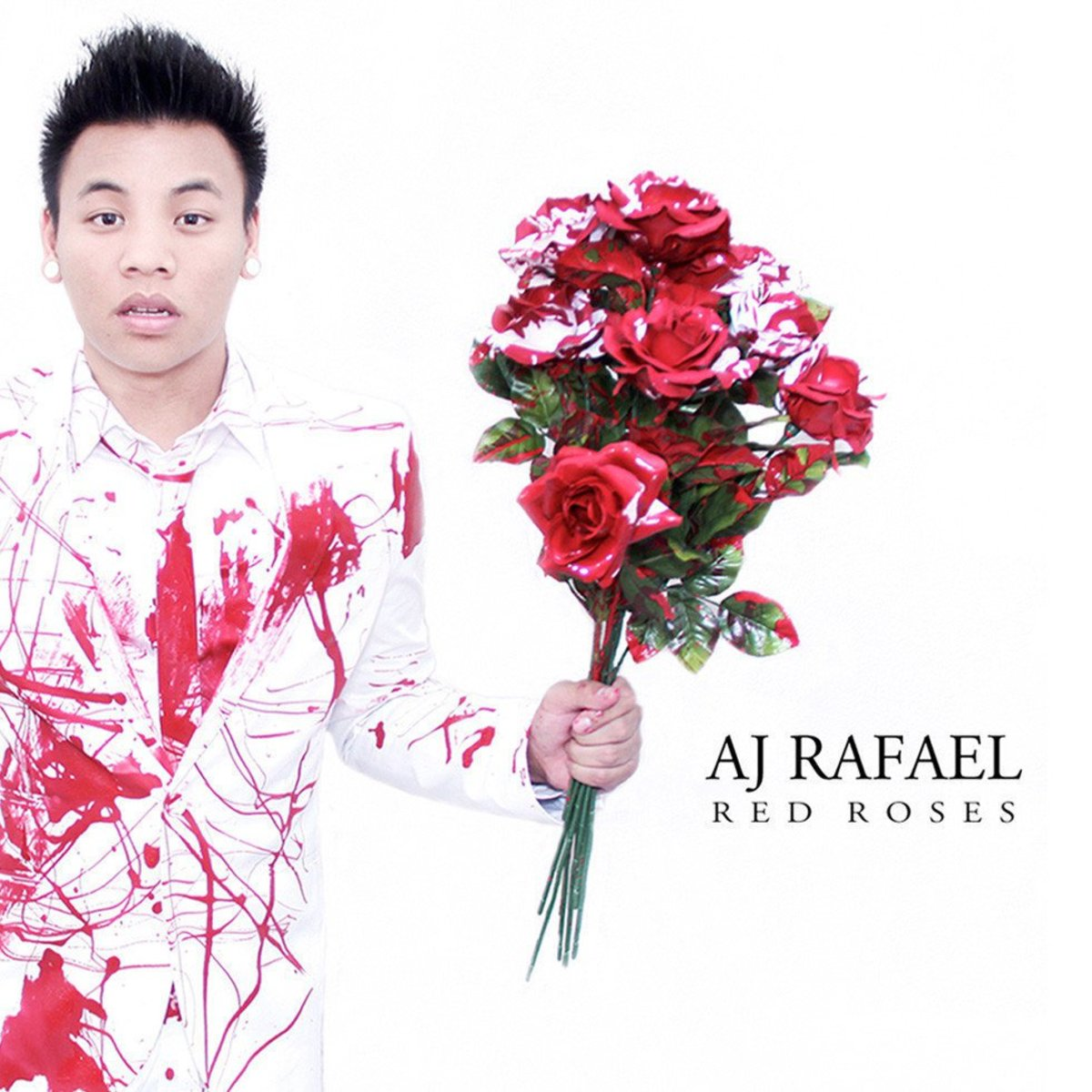 """Red Roses"" album cover."