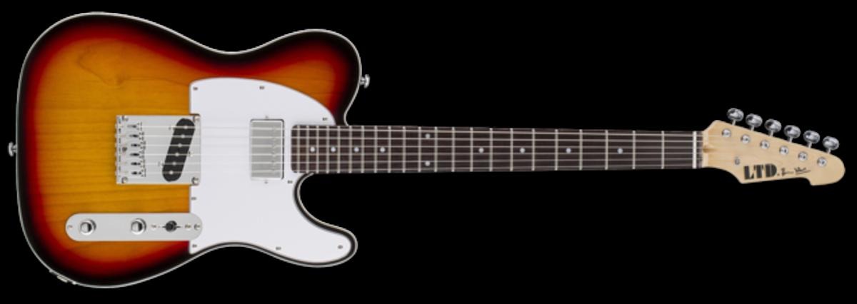 ESP LTD Ron Wood Signature Guitar