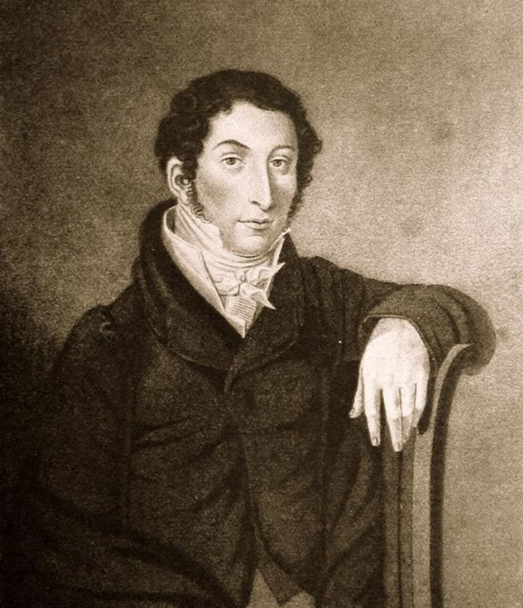 Carl Maria von Weber 1786-1826