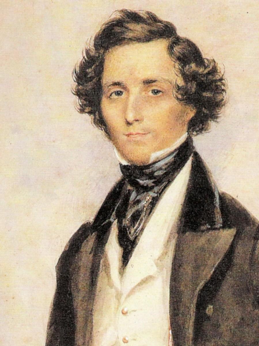 Felix Mendelssohn 1809-1847