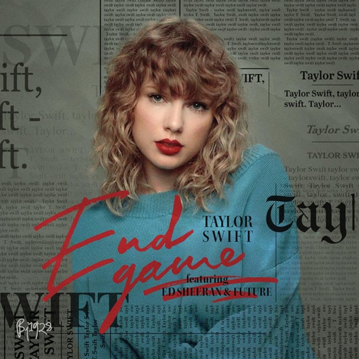 End Game by Taylor Swift Ft. Ed Sheeran, Future