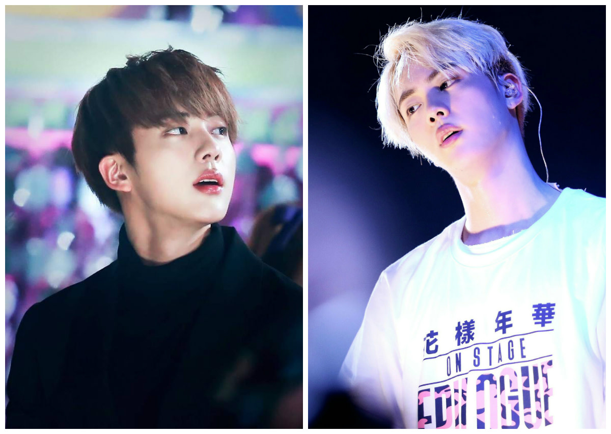 Jin (BTS) | Top 10 Most Handsome K-Pop Male Idols