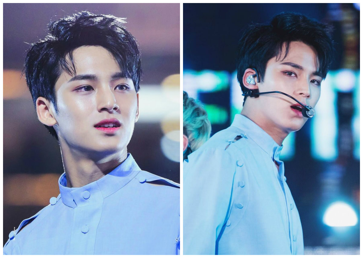 Mingyu (SEVENTEEN) | Top 10 Most Handsome K-Pop Male Idols