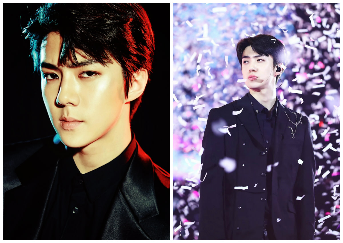 Sehun (EXO) | Top 10 Most Handsome K-Pop Male Idols