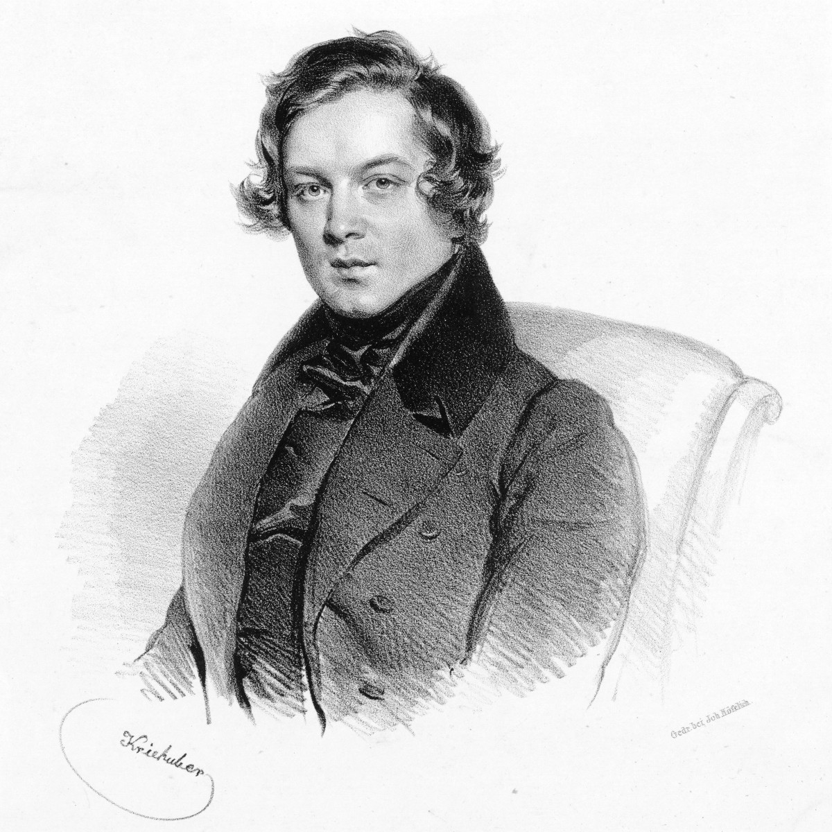 Robert Schumann at the age of 29