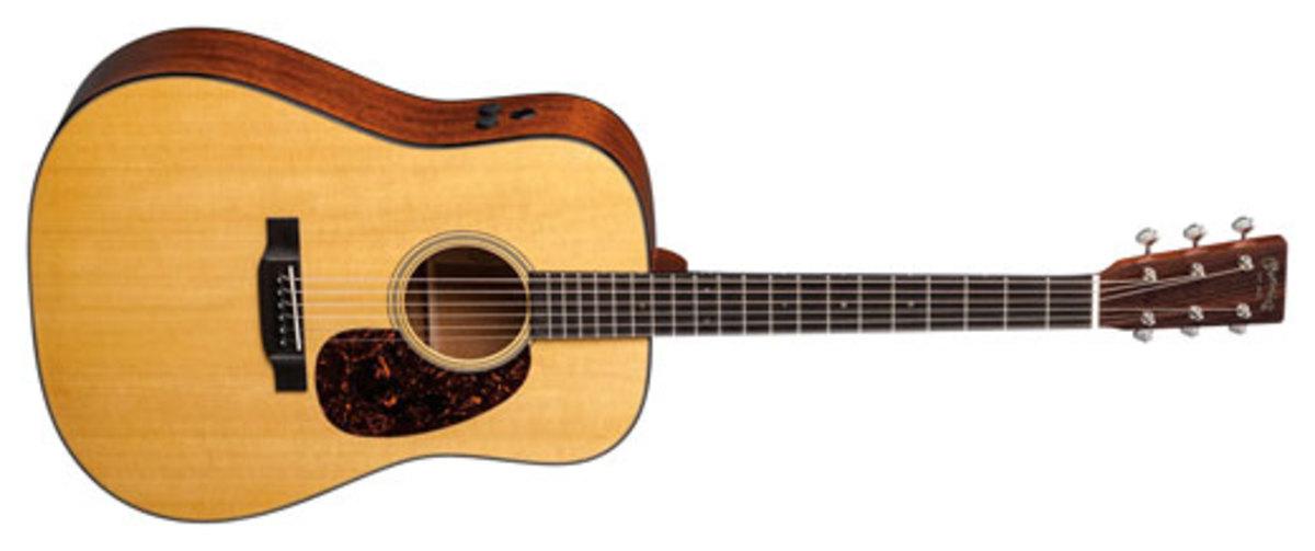 Martin D18E Retro Acoustic/Electric Guitar