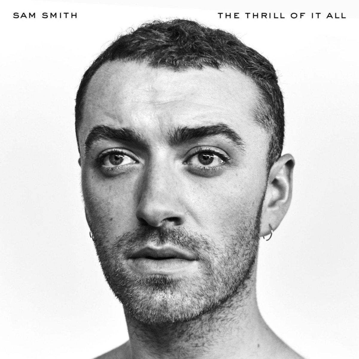 Sam Smith - Thrill of It All Album Cover