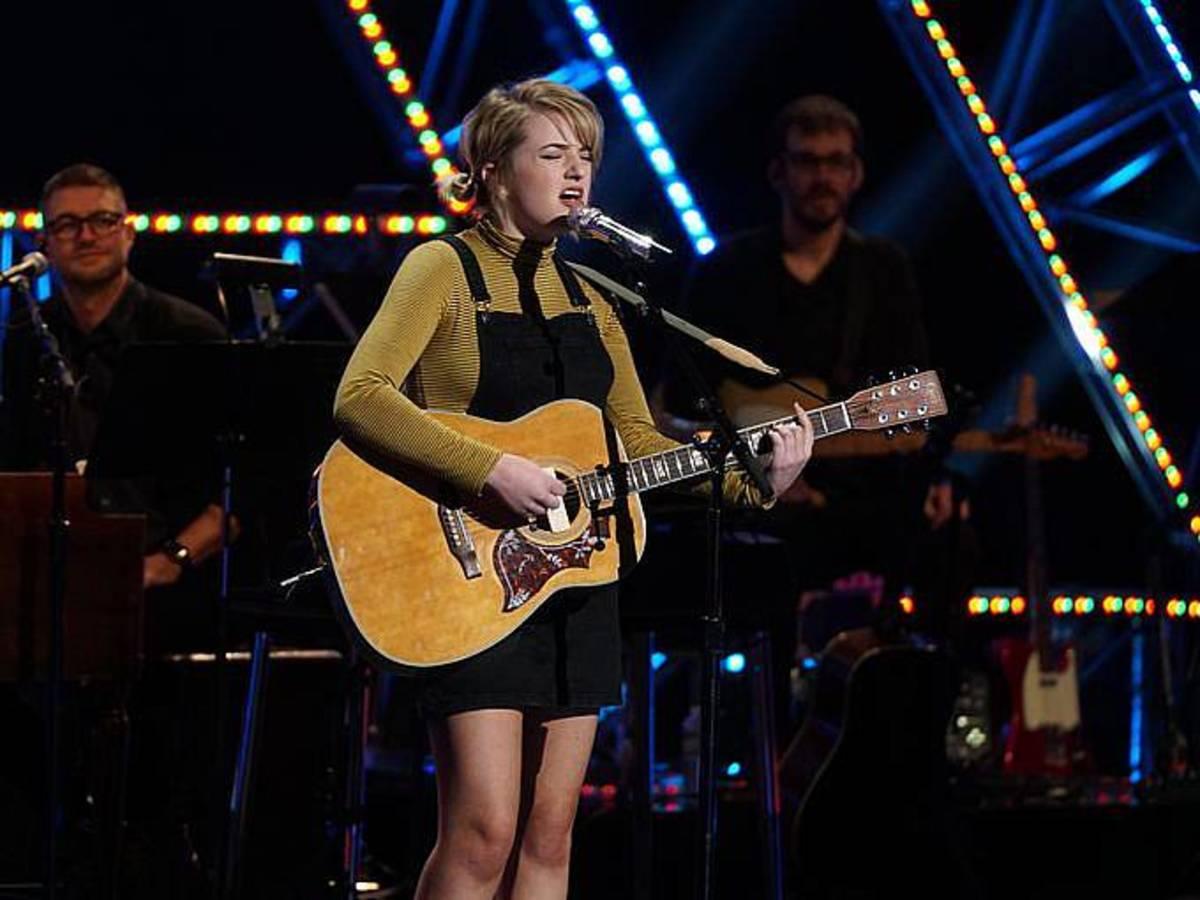 Maddie Poppe - American Idol 2018 Winner