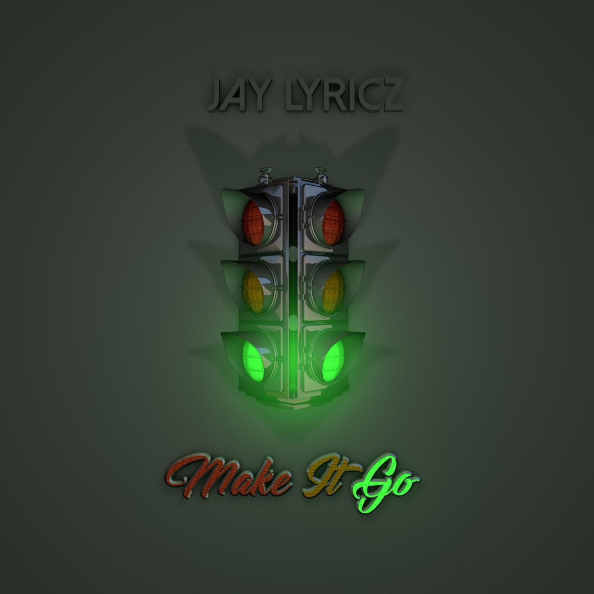 Logo from Jay Lyricz current single, 'Make It Go'