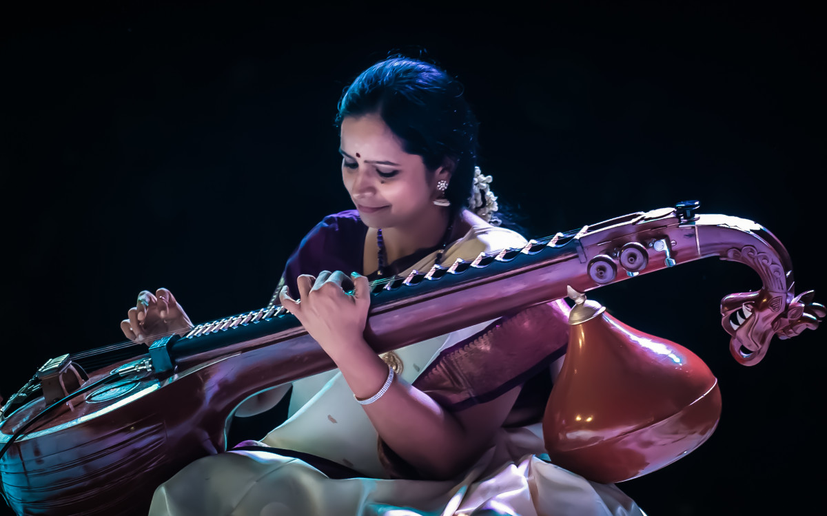 Image result for Images of a few Instrumental musicians in action in India