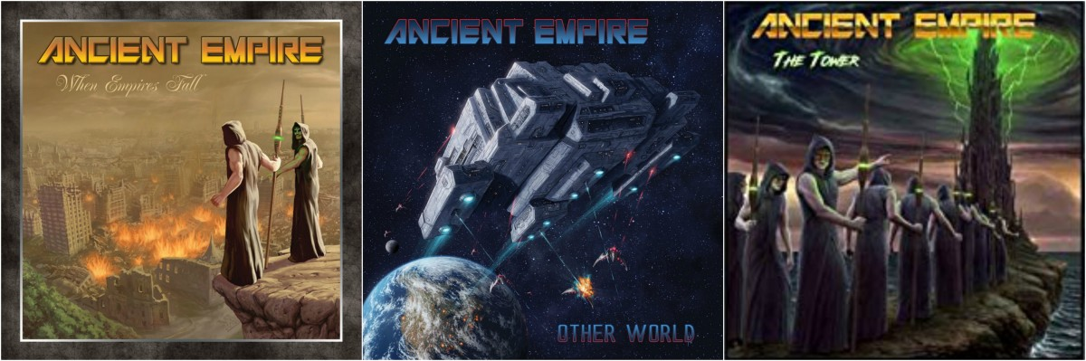 Complete your Ancient Empire collection today, kids!