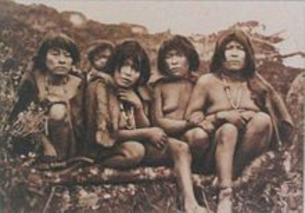 The Yaghans are the southernmost of all Native groups in the Western Hemisphere. For a while, the tribal members were re-located to the Faulkland Islands, but today most have returned to southern Chile.