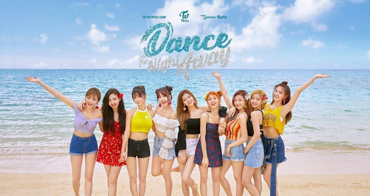 "TWICE - ""Dance The Night Away"""
