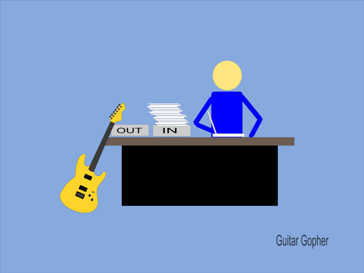 Approach songwriting like a business and you can be more productive.