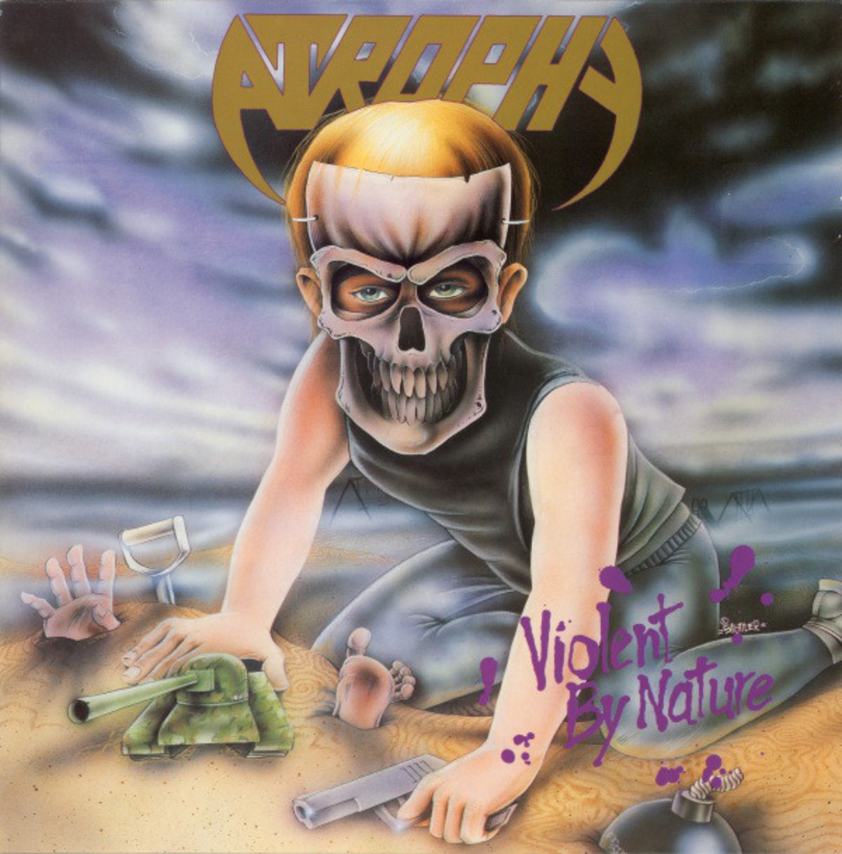 """Violent By Nature"" (1990)"