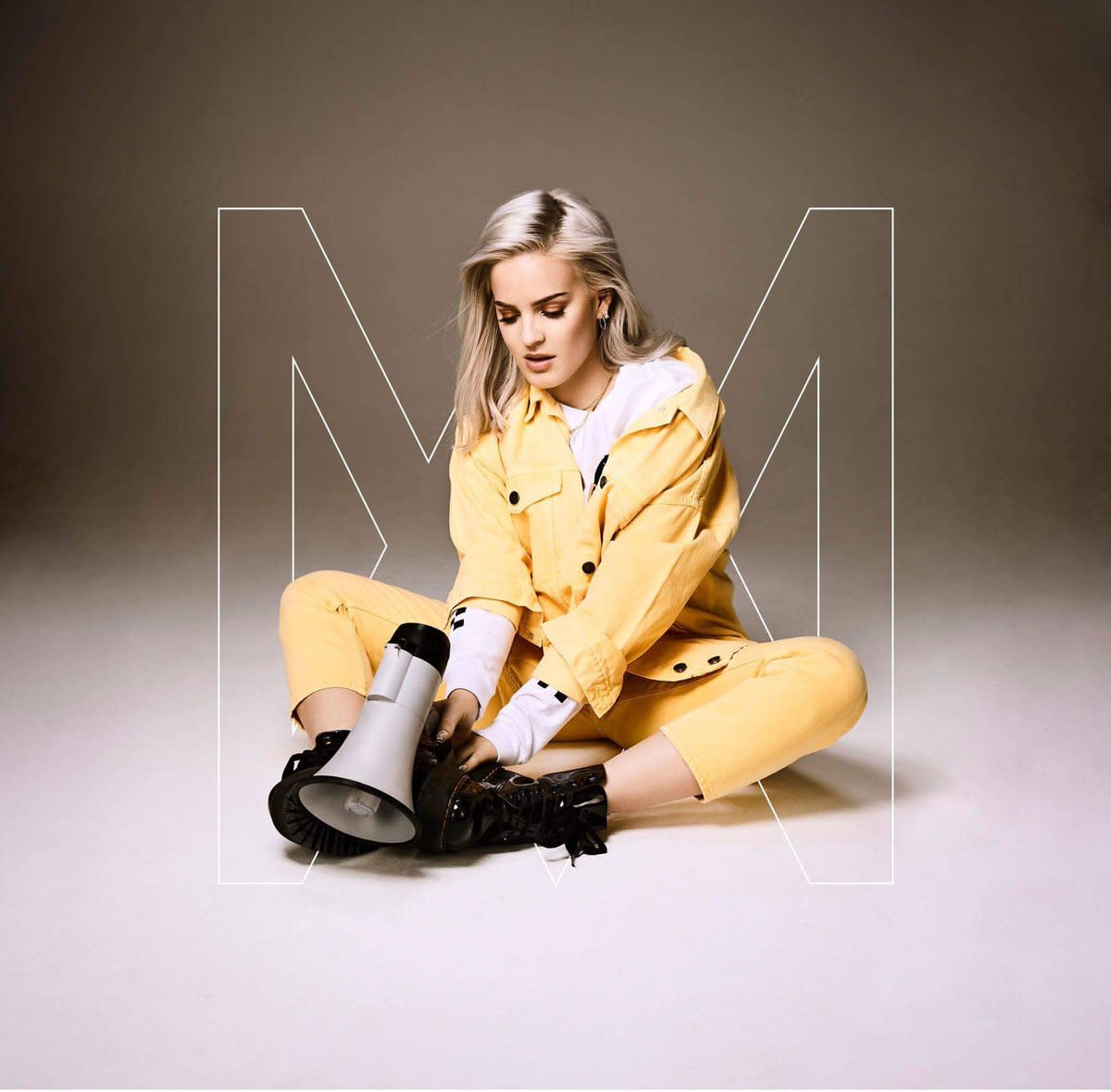 "Anne-Marie - ""Speak Your Mind"" Album"
