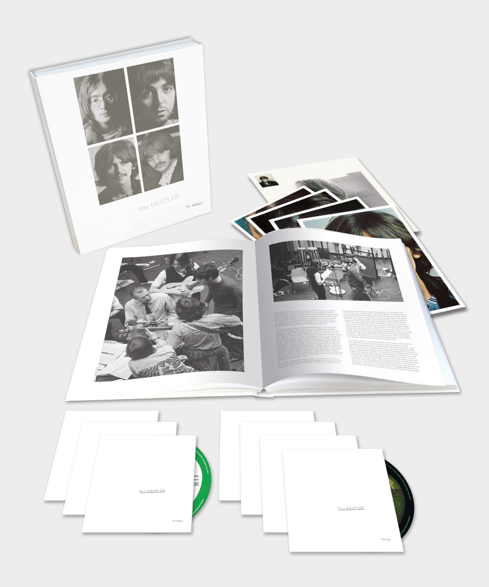 """The White Album"" Super Deluxe Edition box set"