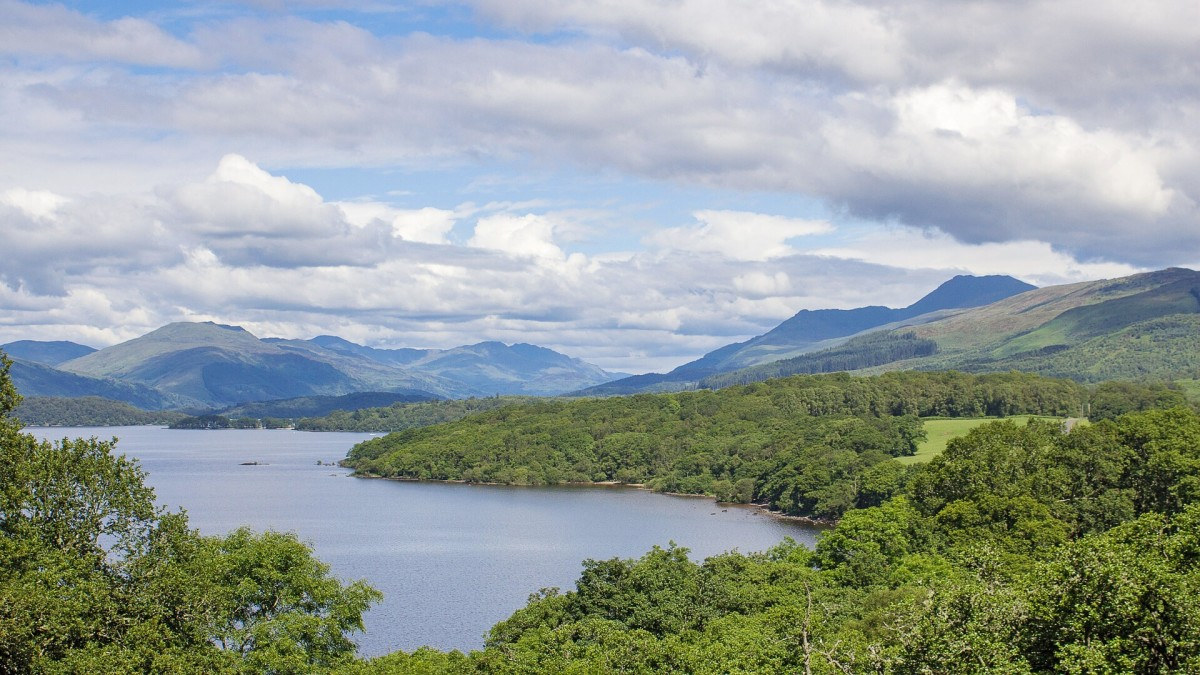 Another view of Loch Lomond
