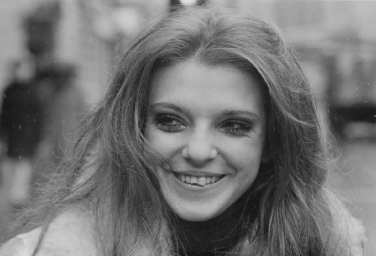 Mary, radiant with love, in 1970. (Photo: Evening Standard/Hulton Archive/Getty Images)