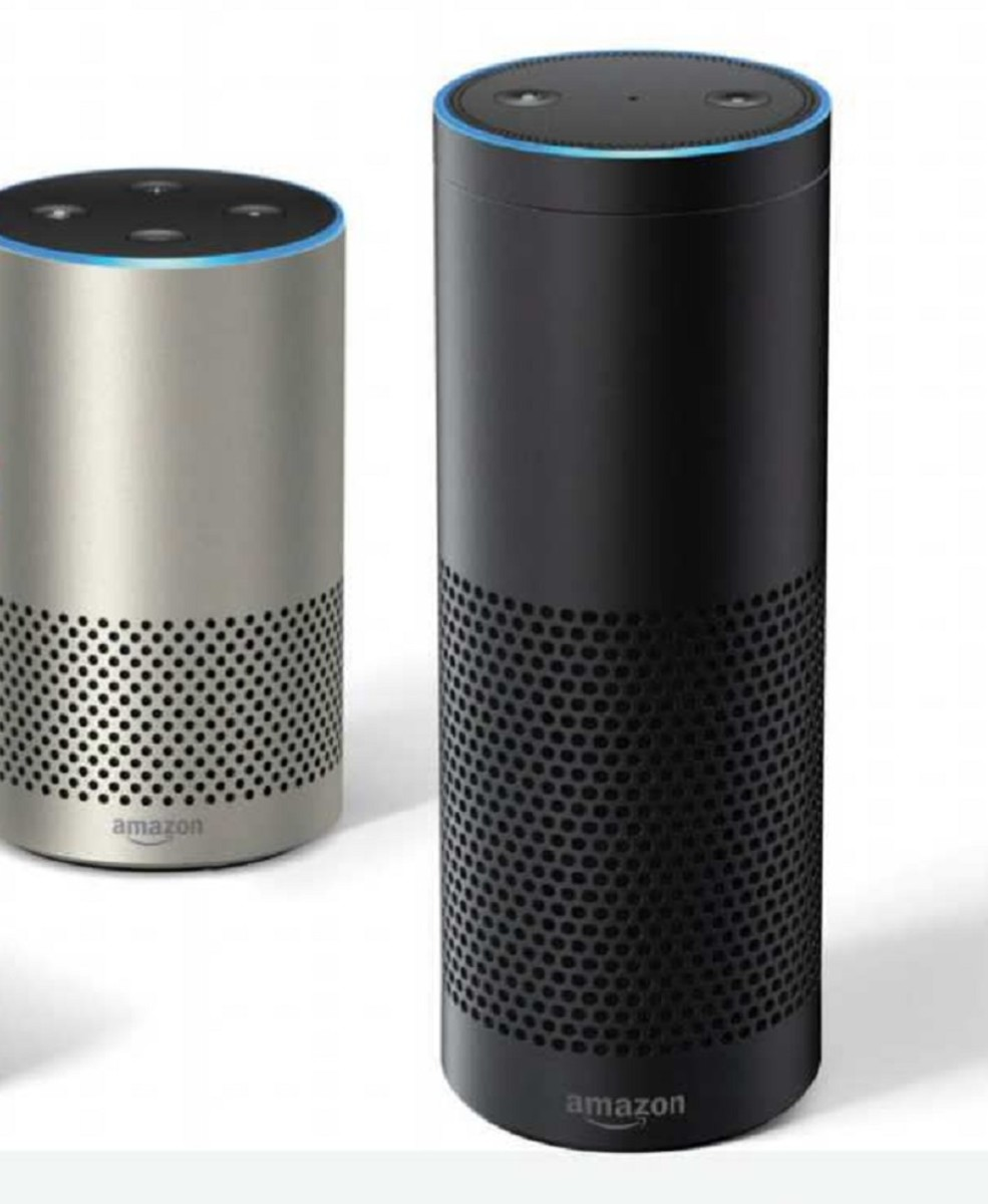 Amazon Echo and Echo Plus