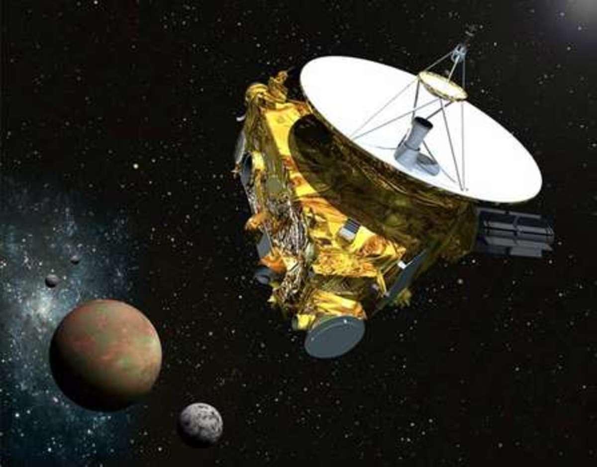 New Horizons Space Probe (Image: NASA)