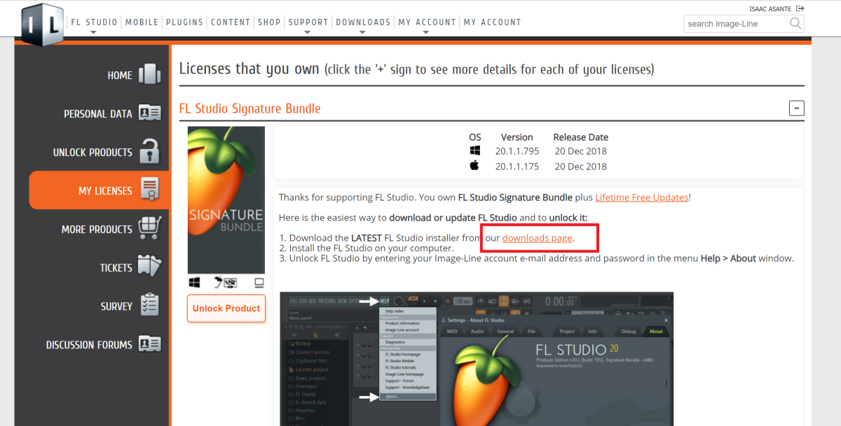 how to get fl studio 20 full version for free