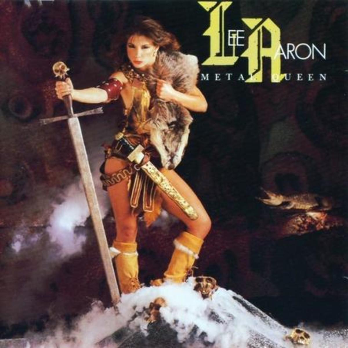 Metal Queen (Album Cover)