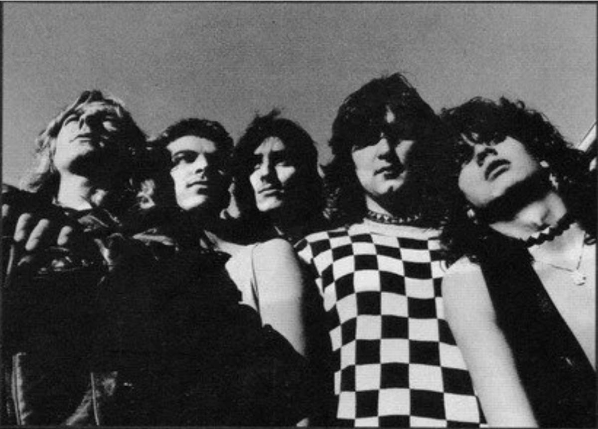Vectom (Band Photo)