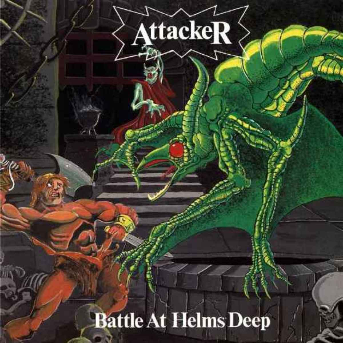 Battle at Helm's Deep (Album Cover)