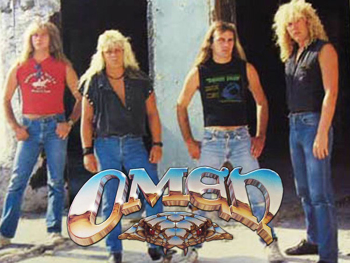 Omen (Band Photo)