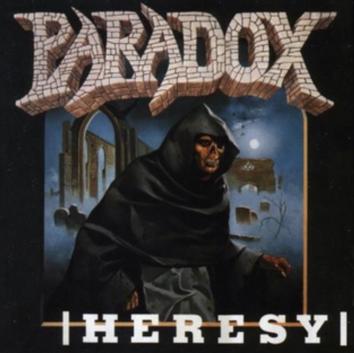 Heresy (Album Cover)