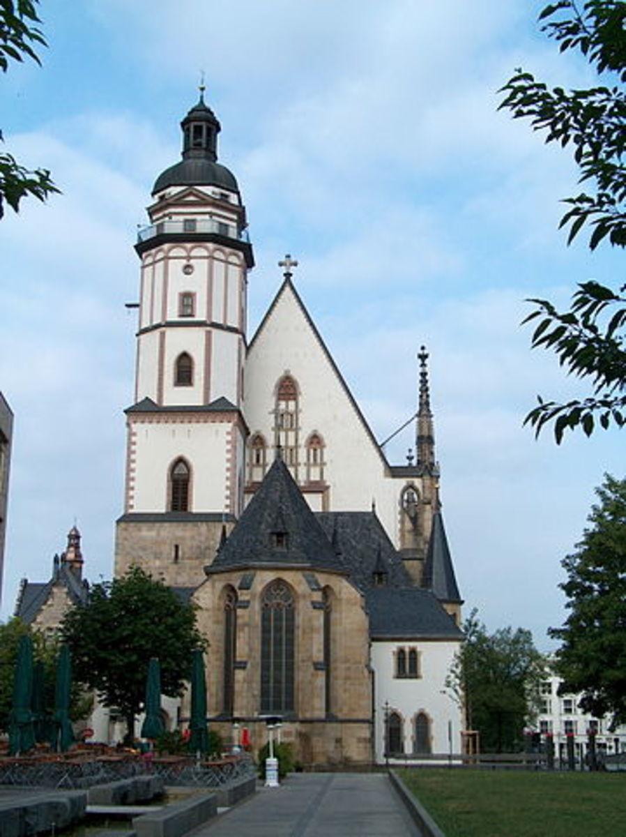 St Thomas Church, Leipzig