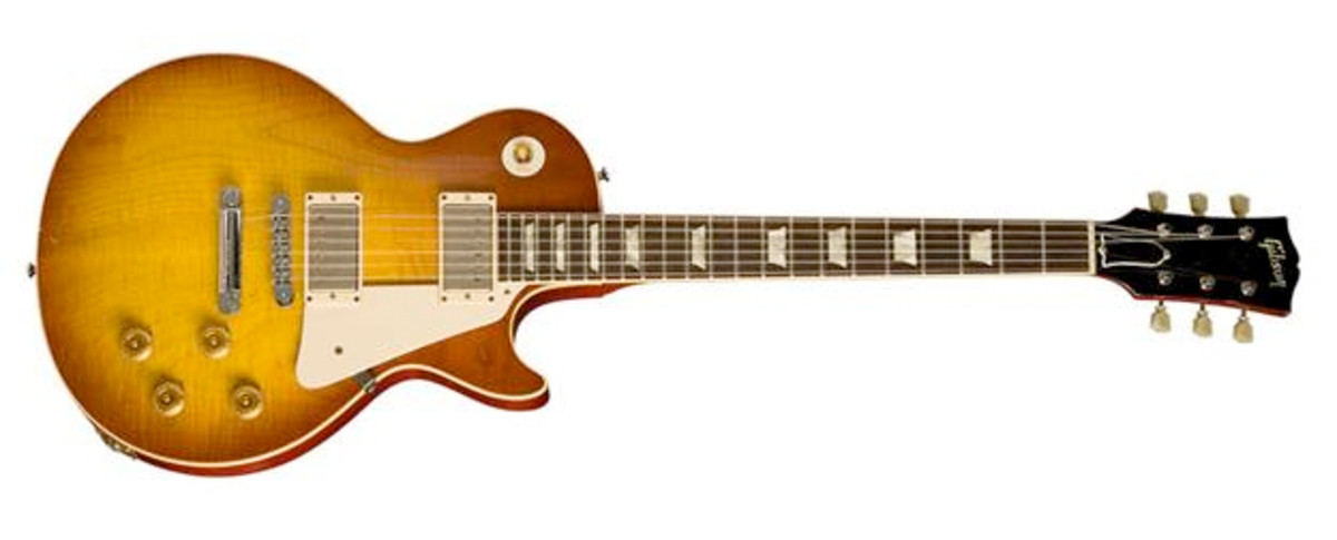 "Gibson Don Felder ""Hotel California"" 1959 Les Paul VOS guitar."