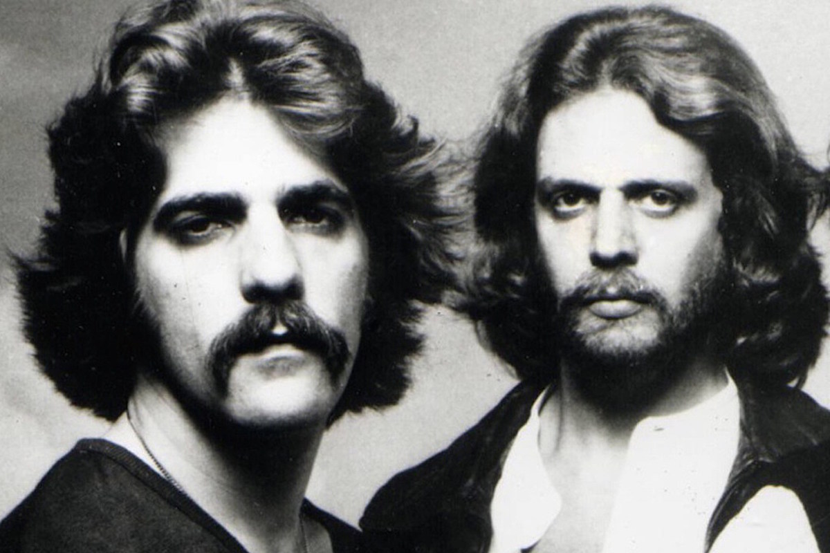 Glenn Frey and Don Felder