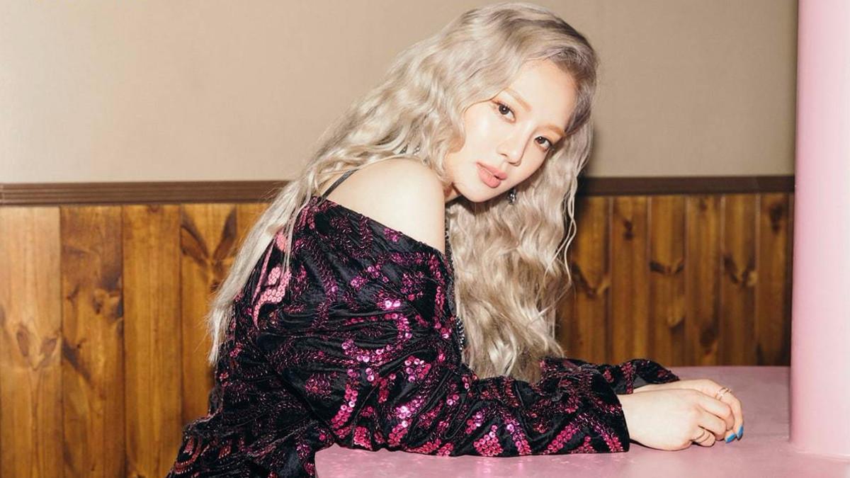 Hyoyeon   Top 10 K-Pop Female Solo Artists