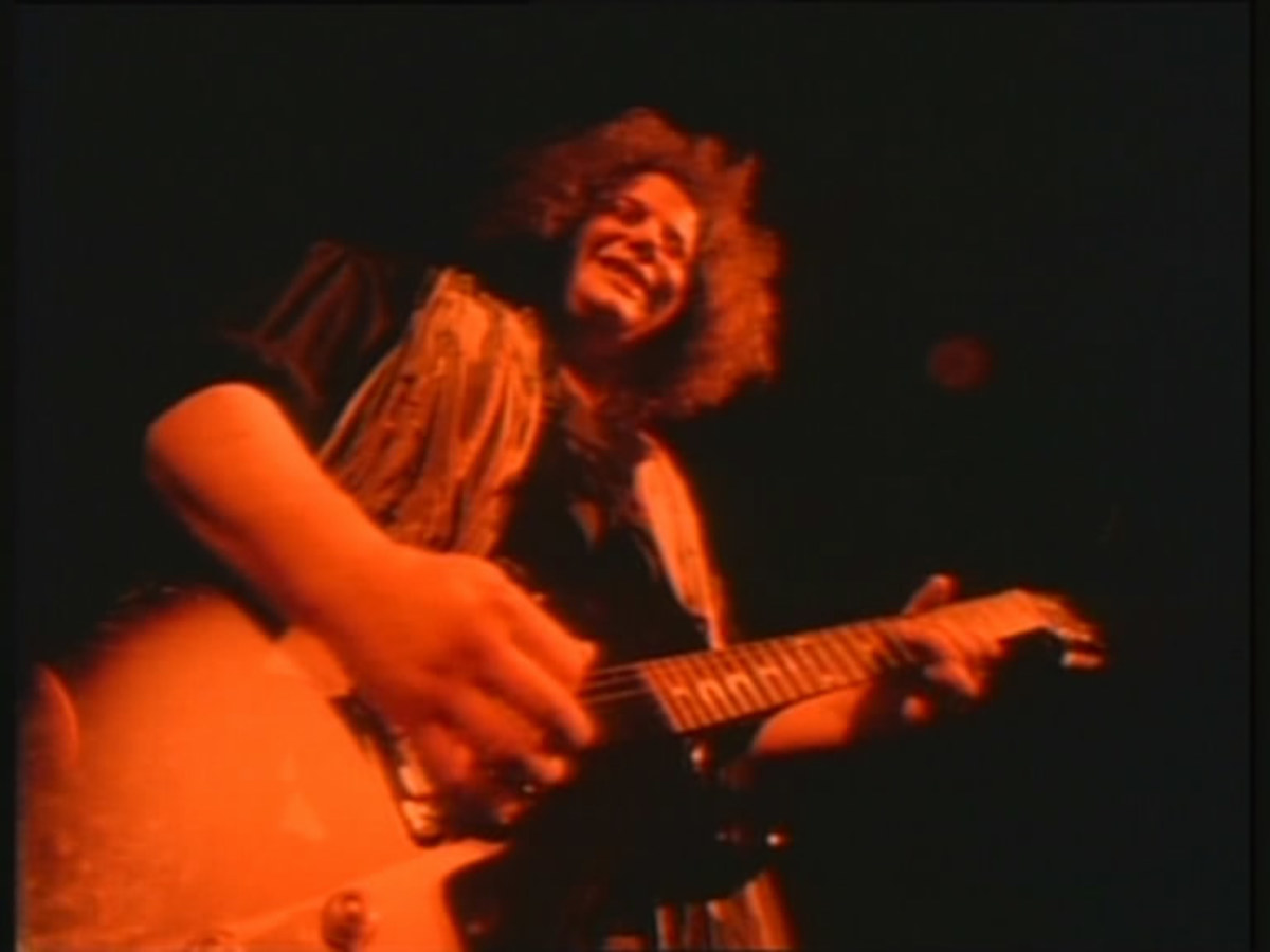 Leslie West at Woodstock