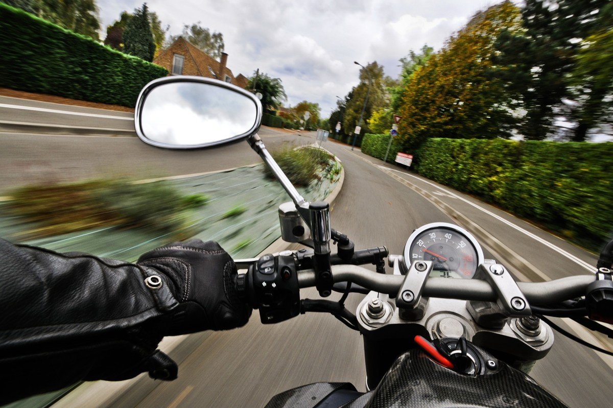 """If I could marry my motorcycle, I'd roll her right up to the altar."" - Flip Wilson, American comedian"